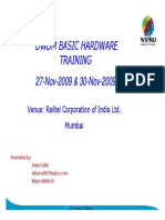 DWDM Railtel Training Nov