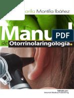 Manual de Otorrinolaringología
