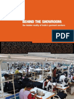 India Garment Workers Report 2014