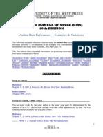Cms Manual