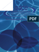 AACE Recommended Practice Level of Schedule