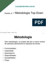 Top Down - Projetos