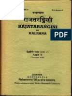 Rajatarangini of Kalhana II - Vishwabandhu_Part1