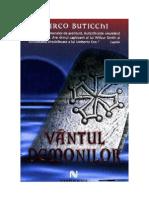118604974 Buticchi Marco Vantul Demonilor