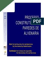 18 Execucao_ Paredes Alvenaria Tijolo e Blocos - COR