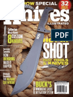 Knives Illustrated - April 2014 USA