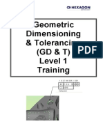 GdT _Theory_1st Principle_ Training Manual LEVEL 1