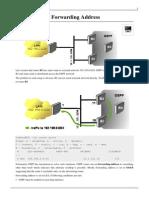 OSPF Forwarding Address