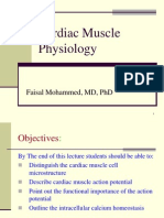 cardiac muscle physiology -students