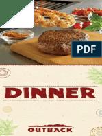 PH Dinner Menu