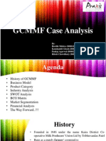 GCMMF Case Analysis