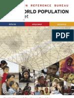 World Population Datasheet-2007