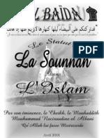 Le Statut de la Sounnah dans l Islam