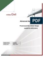 14. Psc Design (Aasht-lrfd 12) Tutorial