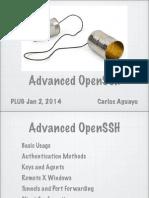 2014 01 02 AdvancedOpenSSH