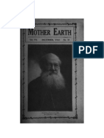 Mother Earth (Madre Tierra) Diciembre 1912