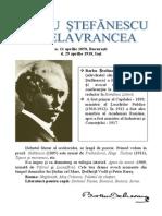 Barbu Stefanescu Delavrancea