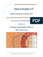 DBC 3.5 Access Workbench Section02
