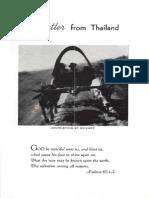 Alldridge Margaret 1953 Thailand
