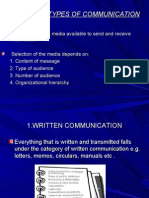 Bc_lect Media and Types of Communication