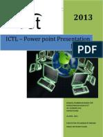 Nota Modul Ictl Power Point