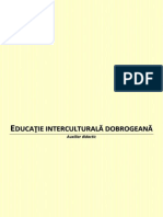 Educatie Interculturala Dobrogeana Manualul Auxiliar