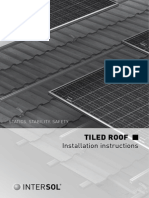 INTM Installation Tiled Roof