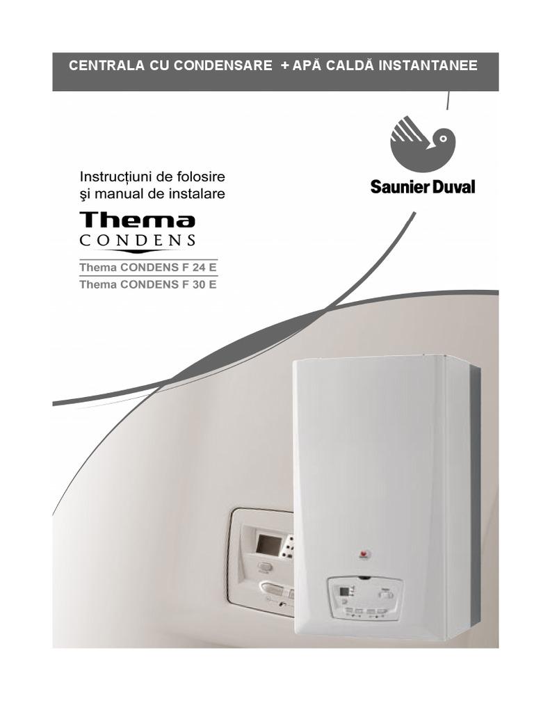 Centrala termica saunier duval