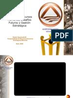 05.- Presentacion Del Vicepresidente de Recursos Humanos de Antofagasta Minerals