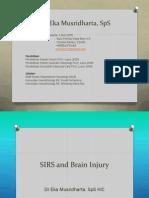 SIRS and Brain Injury - Dr Eka Musridharta