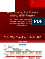 ch 33 restructuring the postwar world 1945-present