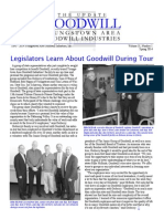 Youngstown Goodwill Newsletter Spring 2014