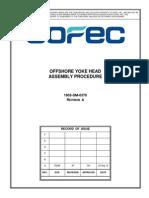 Installation Procedures offshore jacket- Compiled
