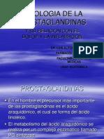 Fisiologia de La Prostaglandinas (1)