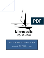 Minneapolis Office of Police Conduct Review 