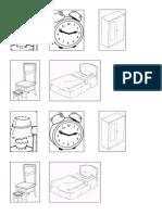 Pengurusan Diri - Menamakan Perabot Di Bilik Tidur - 2