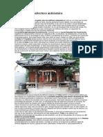 Japón y Su Arquitectura Antisísmica