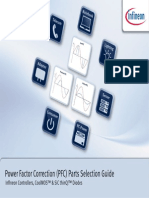 Infineon - Selection Guide - PFC - Power Factor Correction - CoolMOS - SiC Diodes - Controllers.pdf