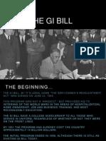 gi bill powerpoint