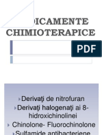 Ch.farma Sem.I Chimioterapice