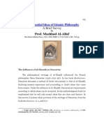 The Influence of Al-Ghazali on Descartes