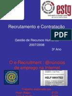 1218626879 Recrutamento e Contratação