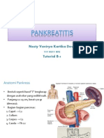 pankreatitis kronik
