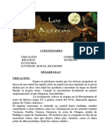 Practico de Historia Aztecas e Incas