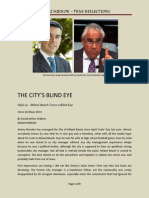 The City of Miami Beach's Blind Eye