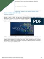Cómo Desbloquear El Patrón de Acceso de Las Tablets Android Woo Comet y Prolink (Método Facil) - Manzana Virtual