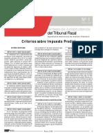 Criterios T.fiscal