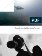 Freediving 2010 Calendar in Black and White