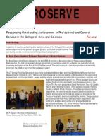 ProServe | Fall 2012