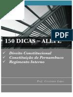 150 DICAS - ALEPE